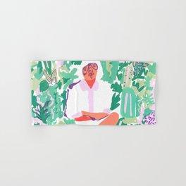 Plant Goals Hand & Bath Towel