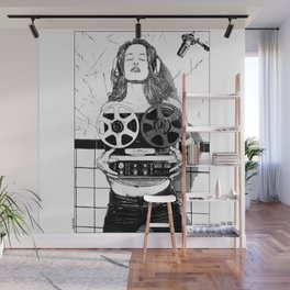 asc 520 - La scéance privée (She sings for me only) Wall Mural