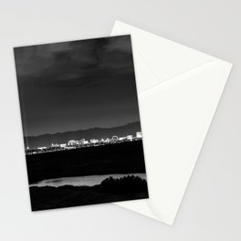Sin City Nights Stationery Cards