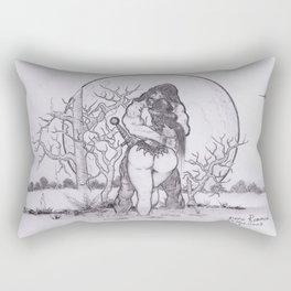 Being needed Rectangular Pillow