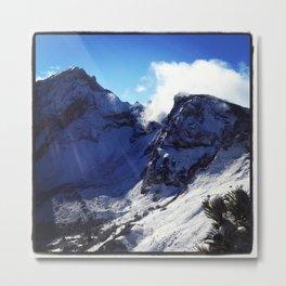Winterlandscape Metal Print