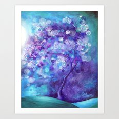 Diaphanous Art Print
