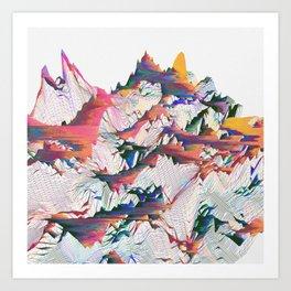 TGKŁĘ Art Print