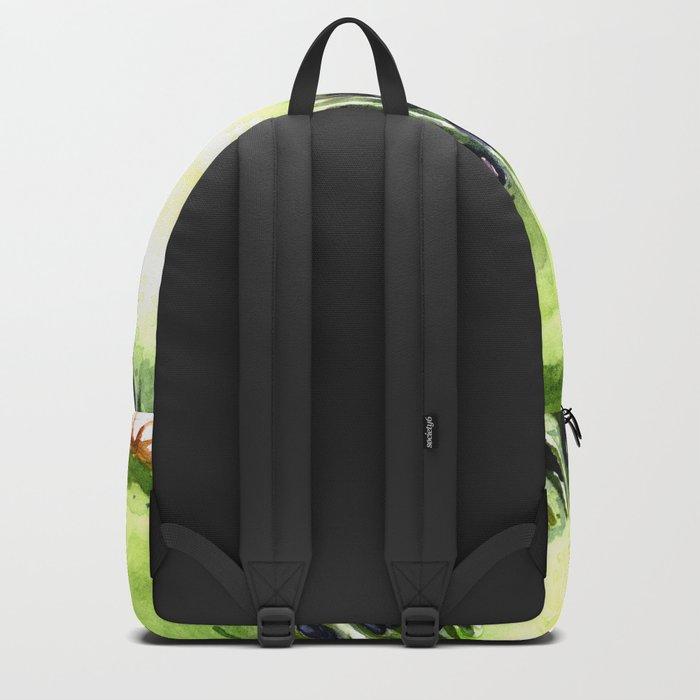 Kiwi Slice Backpack