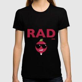 Rad...ish radish T-shirt
