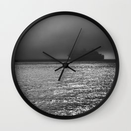 To the bright future Wall Clock