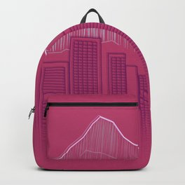Seattle Sombre Backpack