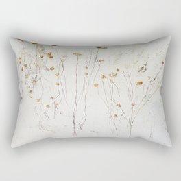 little flower Rectangular Pillow
