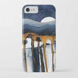 Liquid Hills iPhone Case