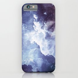 A Sky Made of Diamonds iPhone Case