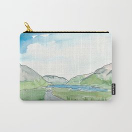 Ireland Doolough Valley County Mayo Carry-All Pouch