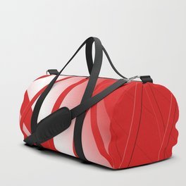 Thunderbird Orange Strings Duffle Bag