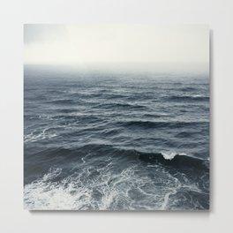 Stormscomin Metal Print