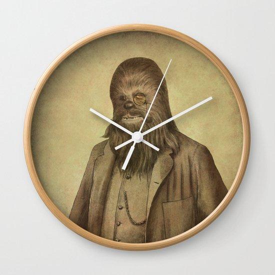 Chancellor Chewman  Wall Clock