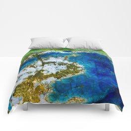Ocean Vibe Comforters