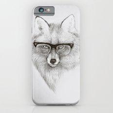 Fox Specs Slim Case iPhone 6s
