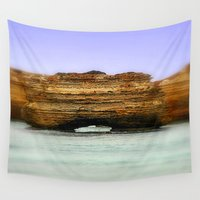 giants Wall Tapestries featuring The Giants of the Ocean by Chris' Landscape Images & Designs