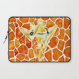 Keep Your Head Up - Giraffe  Laptop Sleeve