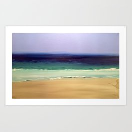 DNSW Series: Jervis Bay Bliss Art Print