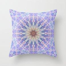 Space Mandala no3 Throw Pillow