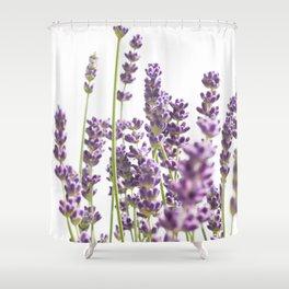Purple Lavender #3 #decor #art #society6 Shower Curtain