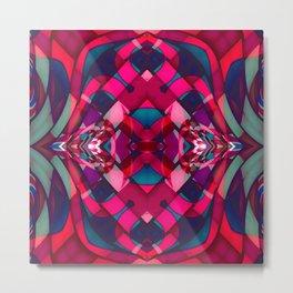Magic Knot Pattern 02 Metal Print