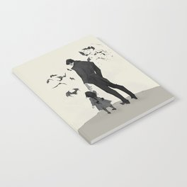 Father Daughter Time Notebook