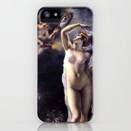 Mademoiselle Lange as Venus by Girodet-Trioson iPhone Case