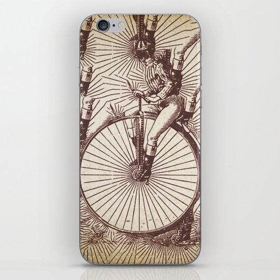 crazy penny iPhone & iPod Skin