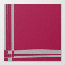 Linear Canvas Print