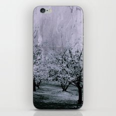 Spring Abstract iPhone & iPod Skin