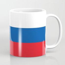 Slovakian Flag - High Quality Image Coffee Mug