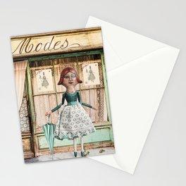 Emerald - Follower of Fashion Stationery Cards
