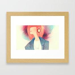 fascionism Framed Art Print