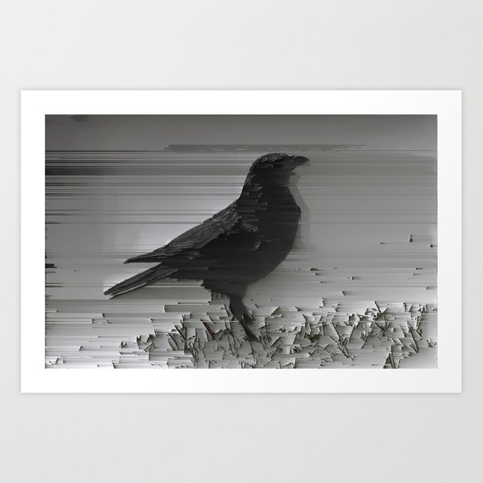 Carrion Art Print