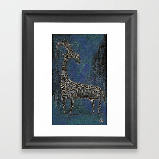 Argali Framed Art Print