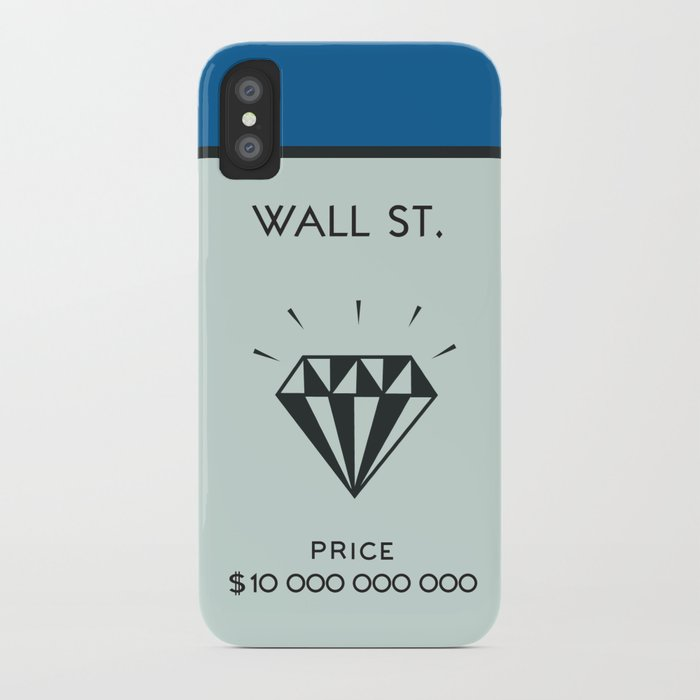 Occupy Wall Street? iPhone Case