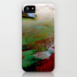 Palette Cleanser iPhone Case