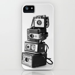 Camera Stack iPhone Case