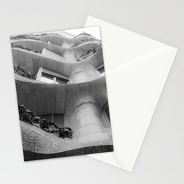 Curves and Ironwork Stationery Cards