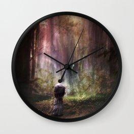 Vanity series [3] Wall Clock