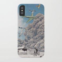 Bombing iPhone Case