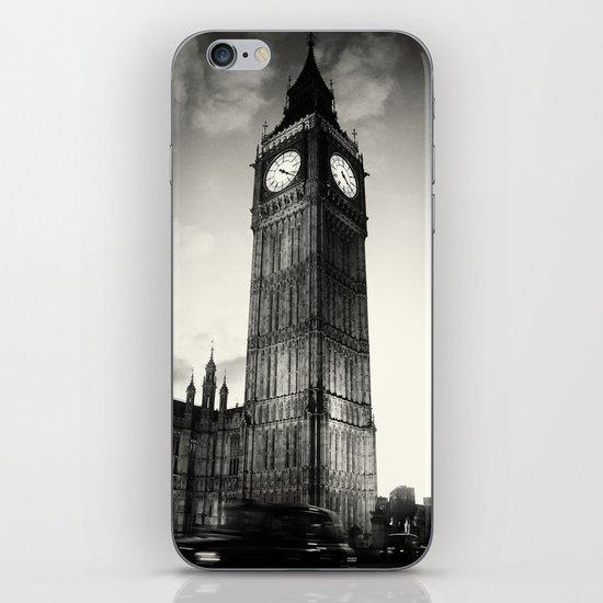 Big Ben iPhone & iPod Skin