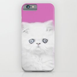 Lord Aries Cat - Photography 002 iPhone Case