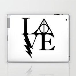 HP love Laptop & iPad Skin
