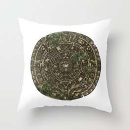 Past future culture. Throw Pillow