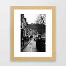 Bath High street Framed Art Print