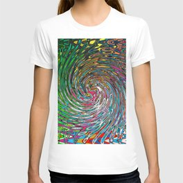 Vortex of Colours T-shirt