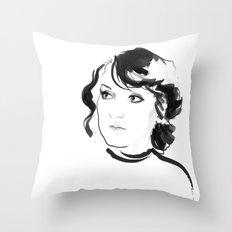 Debra Throw Pillow