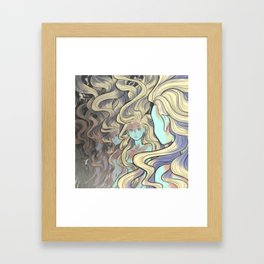 what else is there? Framed Art Print